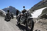 Experience a Biking trip to Leh Ladakh starts from Manali to Leh through Rohtang Pass, Khardungla Pass, Pangong Tso Lake, Nubra valley and Lamayuru...