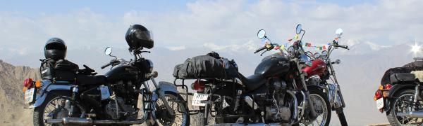 The Great Himalayan Riders