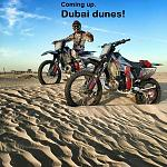 Biking in Dubai