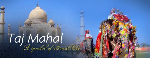 Take a look at Taj Mahal