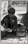 Child Cobbler, Imadol, Nepal