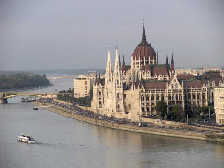 Budapest-Parliamet