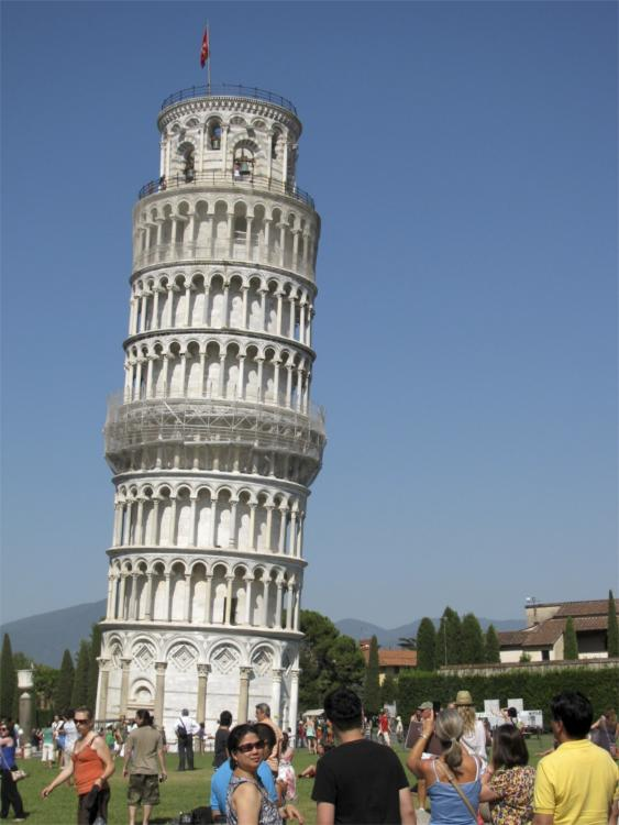 Pisa-The Leaning Tower