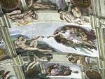 The Vatican Museum-Something I just scribbled on a napkin in the cafeteria