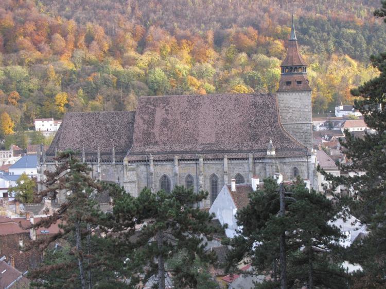 Brasov-The Black Church