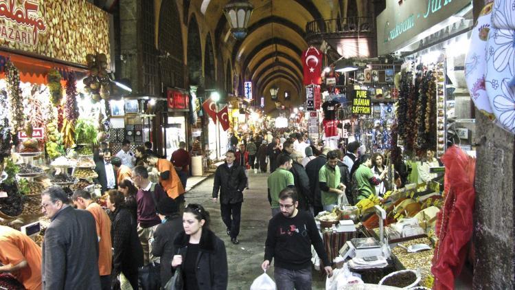 Istanbul-The Spice Bazaar