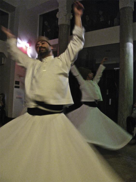 Istanbul- Whirling Devrish