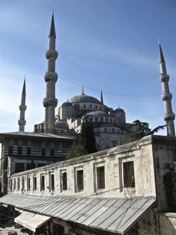 Istanbul-Blue mosque