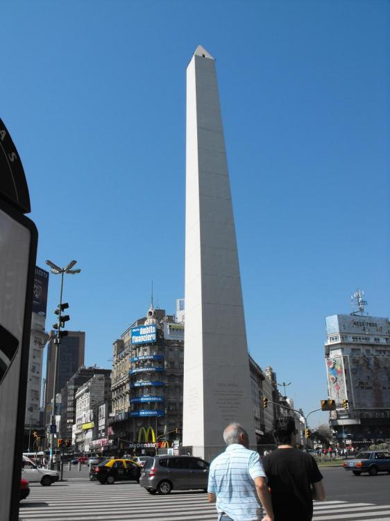 Obelisc Buenos Aires