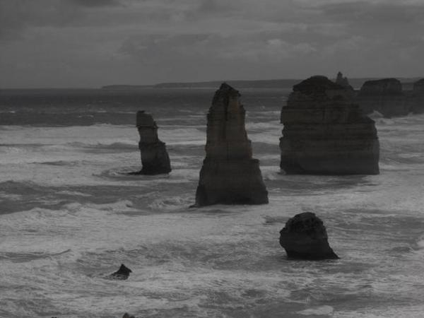 12 Apostles Nat Park Great Ocean Road