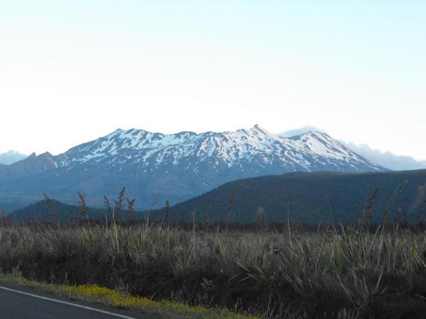 Mt Ruapehu, National Park, New Zealand