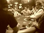John Juanda, Barry Greenstein, Todd Brunson, and Andy Bloch in the 2-7 Championship at the WSOP 2010