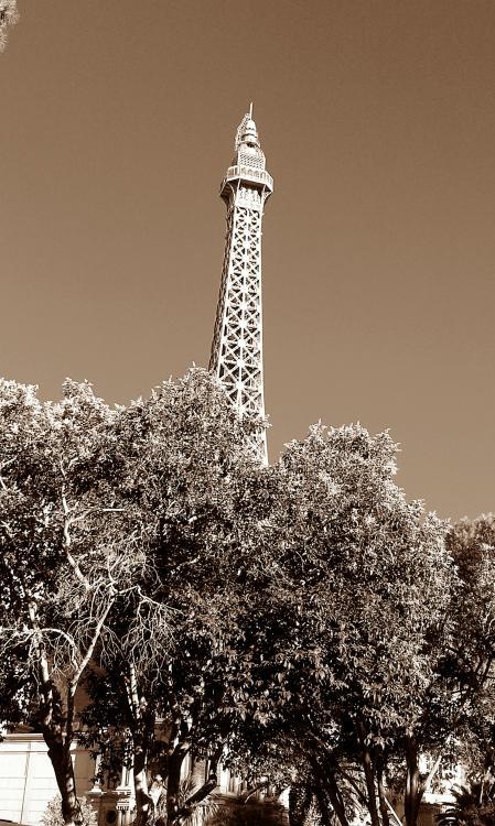 Eiffel Tower of Paris Casino