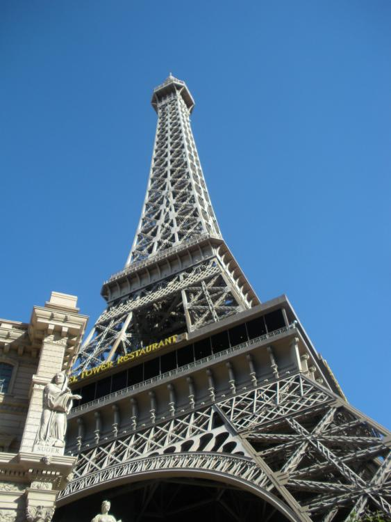 Las Vegas' own Eiffel Tower