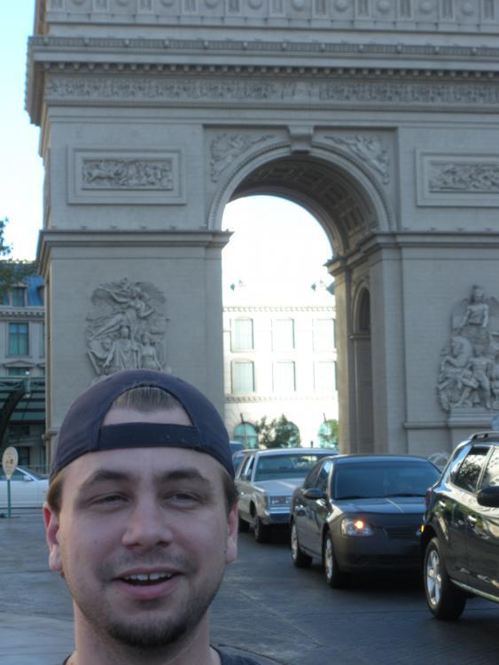 Arches at The Paris