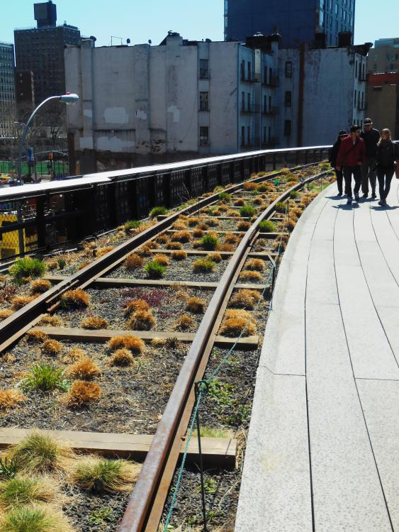 HighLine Park - New York City