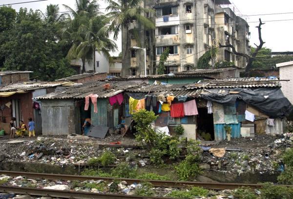 Mumbai outskirts, Maharashtra. Taken with Canon 30D digital SLR. August 2008