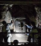 Ajanta Buddhist caves, Maharashtra. Taken with Canon 30D digital SLR. August 2008