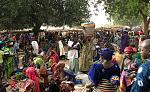 Market Day in Bamba, Dogon town