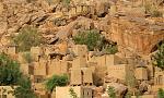 The Dogon village of Yendouma where I stayed