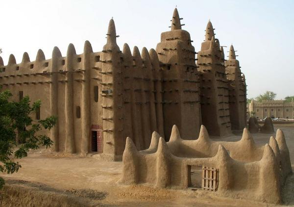 The amazing Djenne Mosque